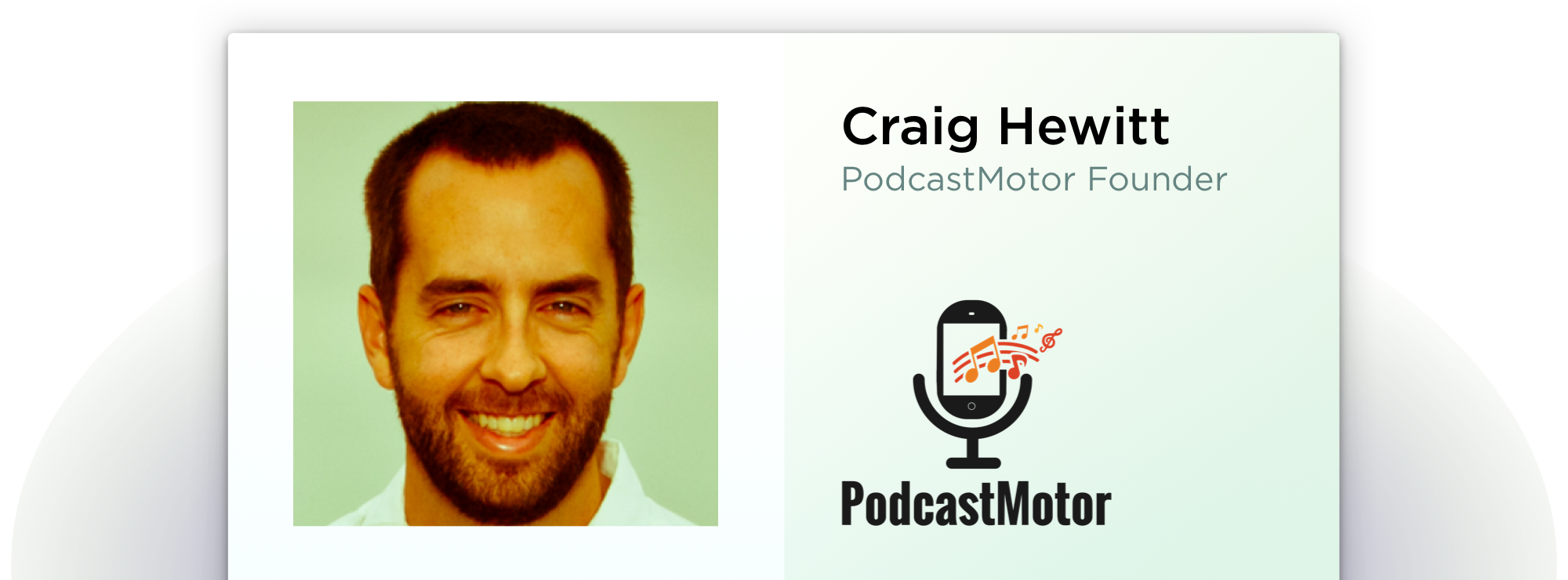 Revving Up PodcastMotor: Growing a Productized Service with Quality Content